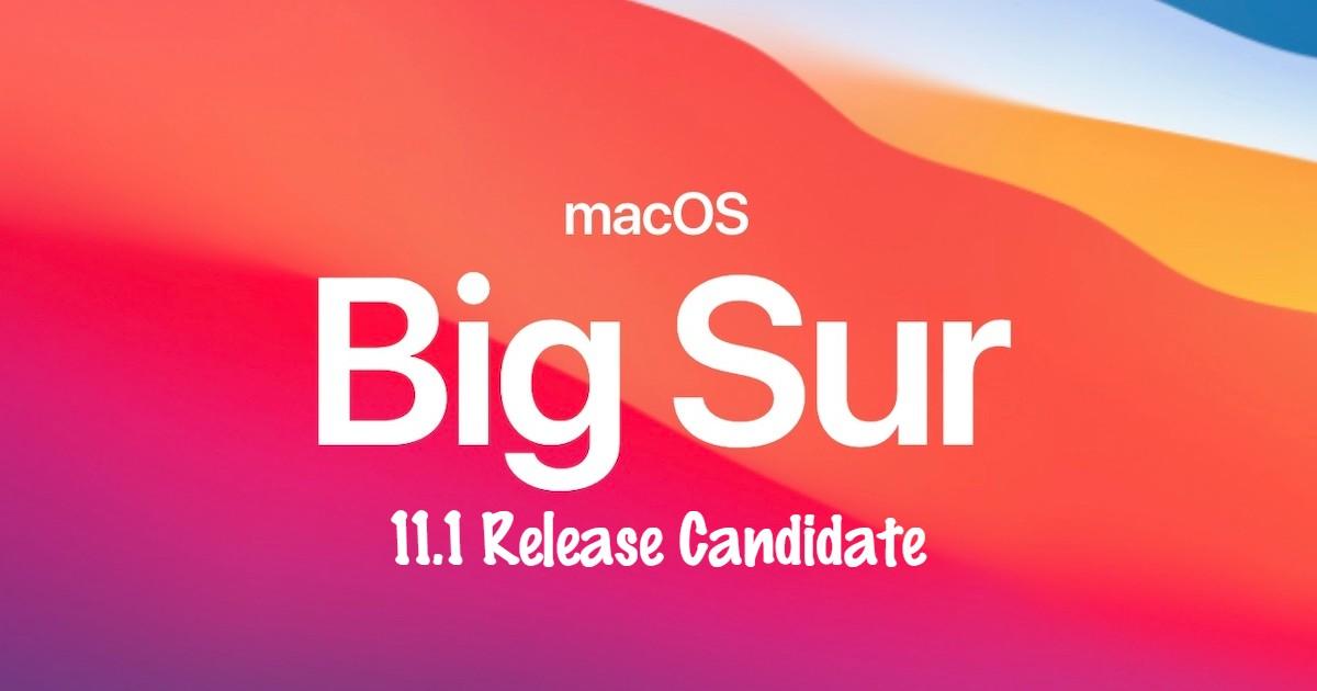 macOS-Big-Sur-11.1