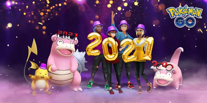 Pokémon GO New Years event announced