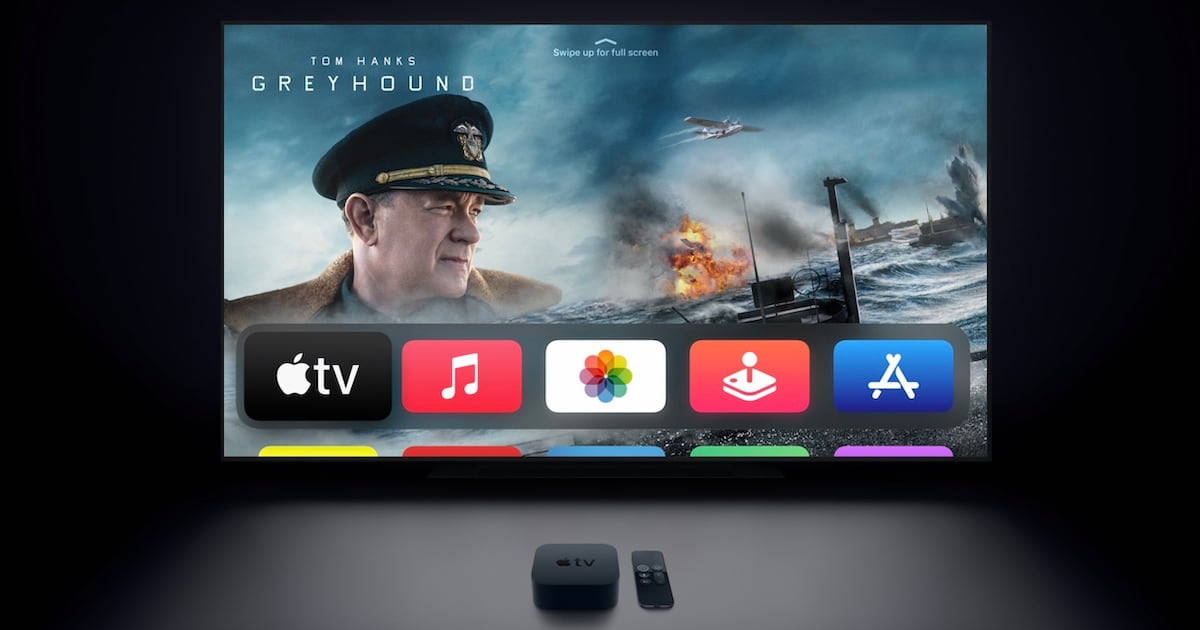 tvOS 14.5 release candidate