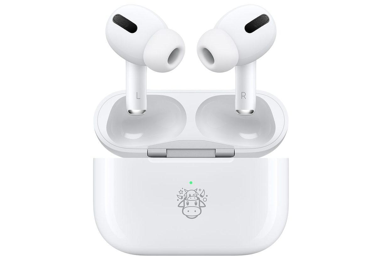 AirPods Pro - Год Быка