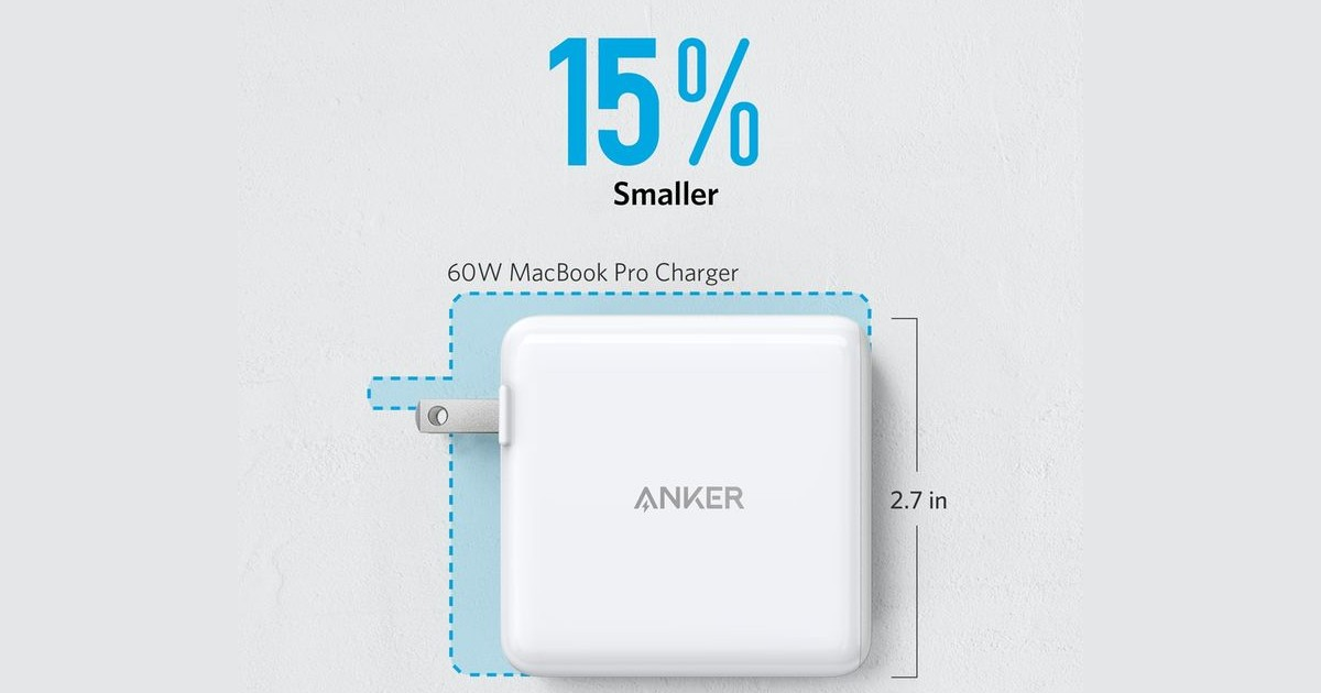 Apple GaN Charger