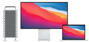 Apple Macs market share shipments