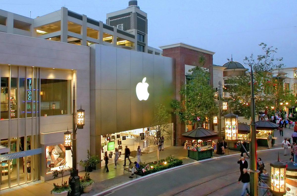 Apple antitrust risk