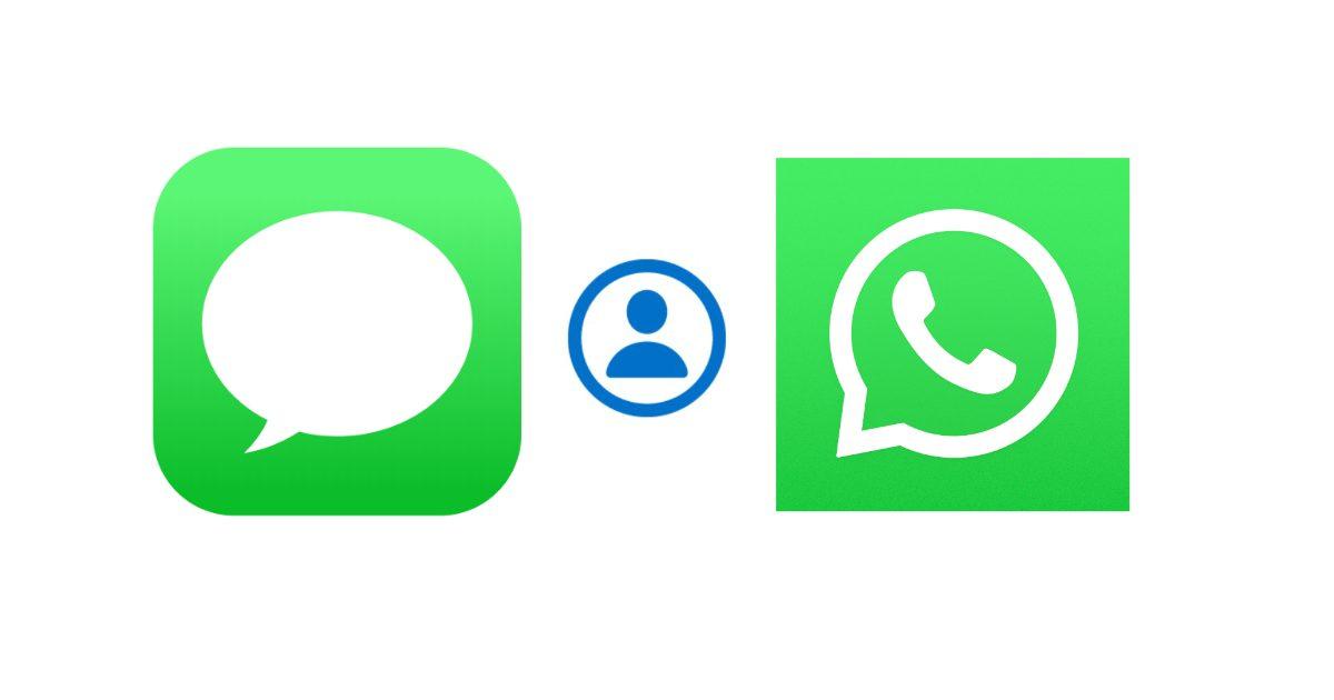 iMessage vs. WhatsApp