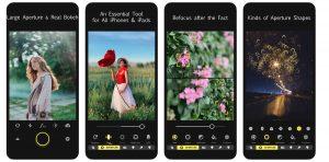 Focos app - Apple ProRAW