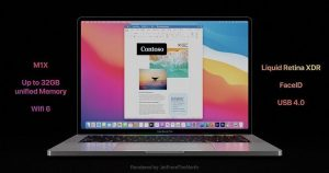 MacBook concept 1
