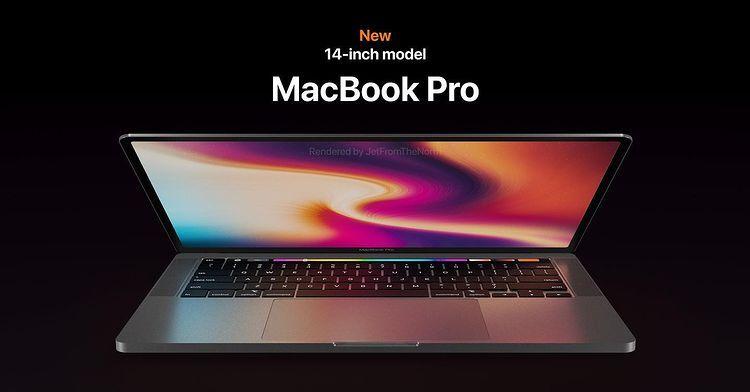 MacBook Pro concept 2