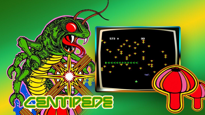 Plex Arcade Centipede