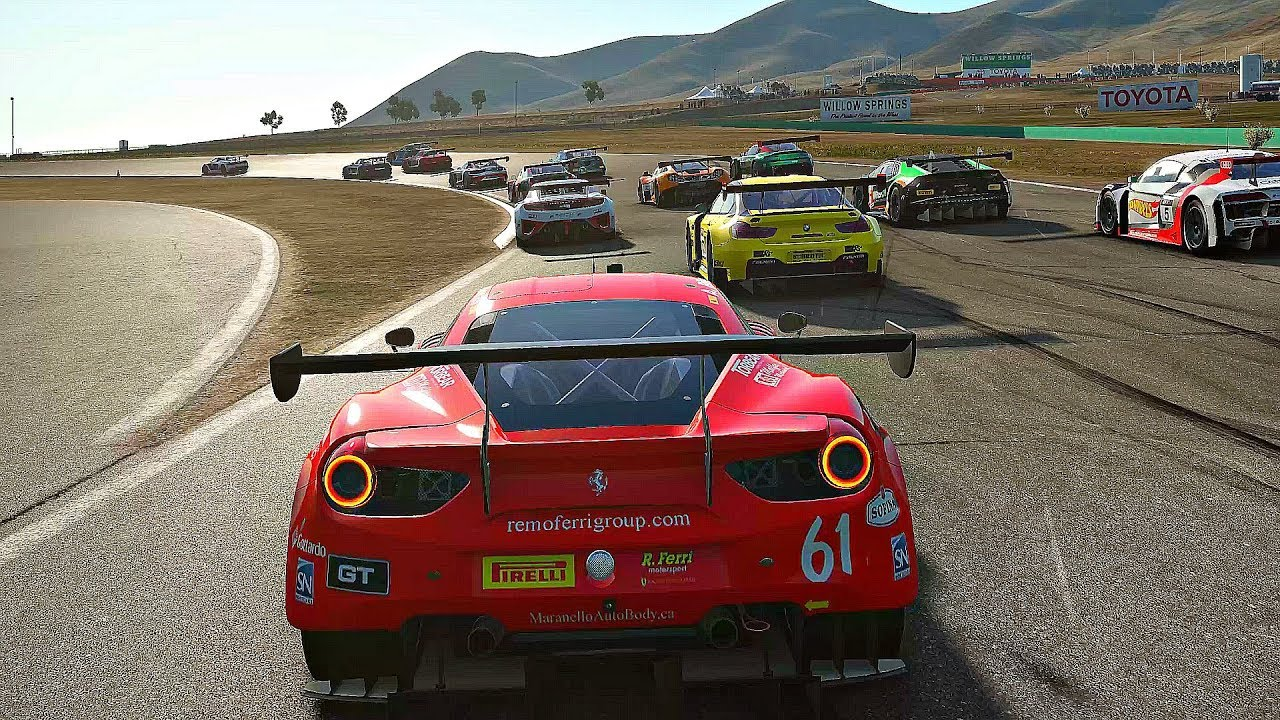 Project Cars 2 - windows games