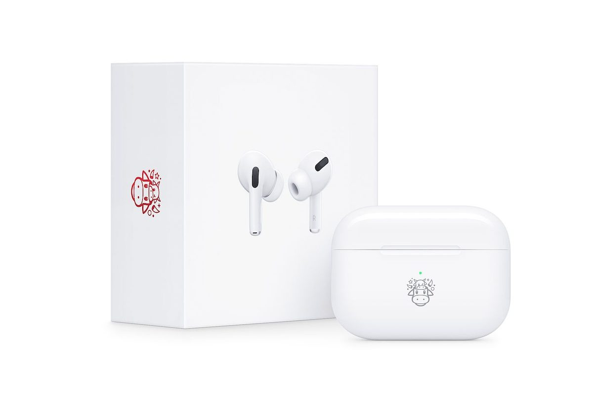AirPods Pro Year of the Ox