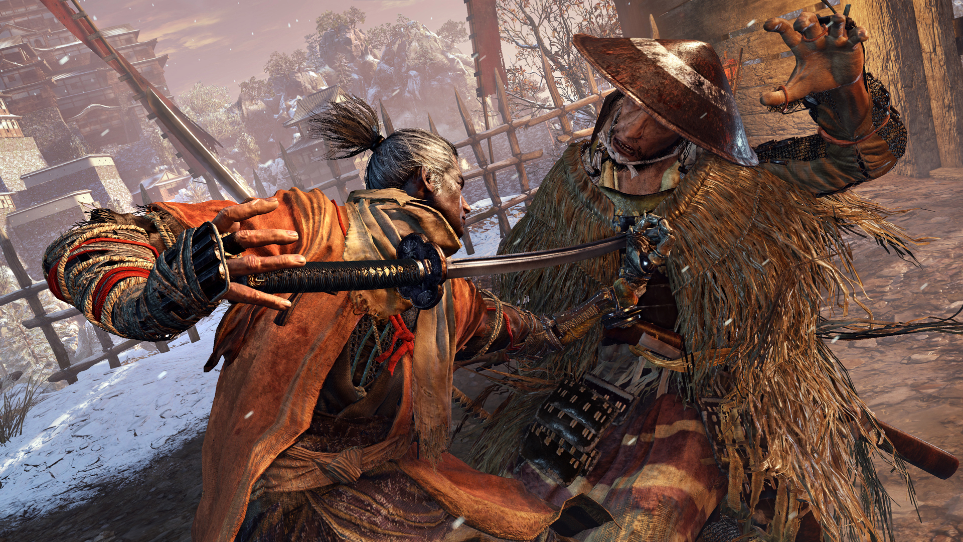 Sekiro Shadows Die Twice - windows games