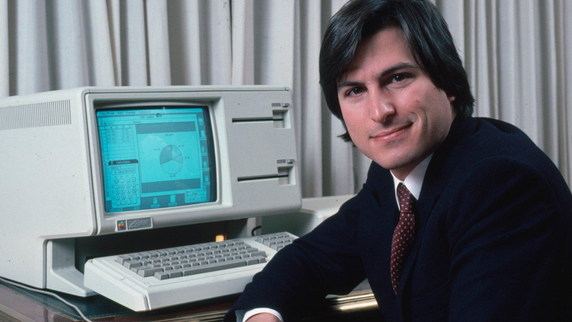 Apple- Steve Jobs