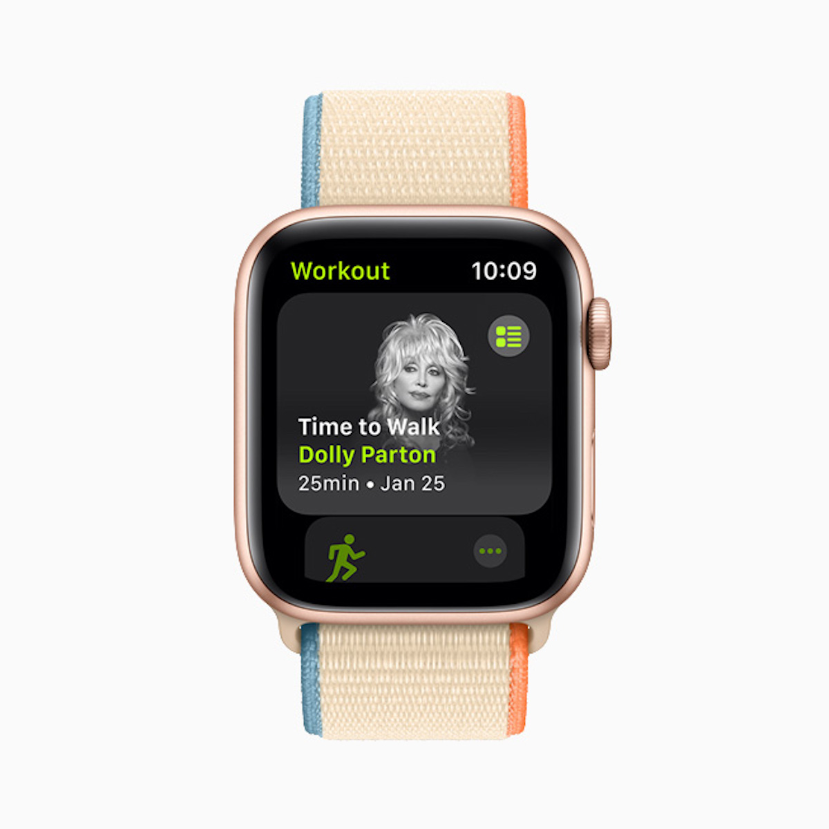 Time to Walk - Apple Fitness