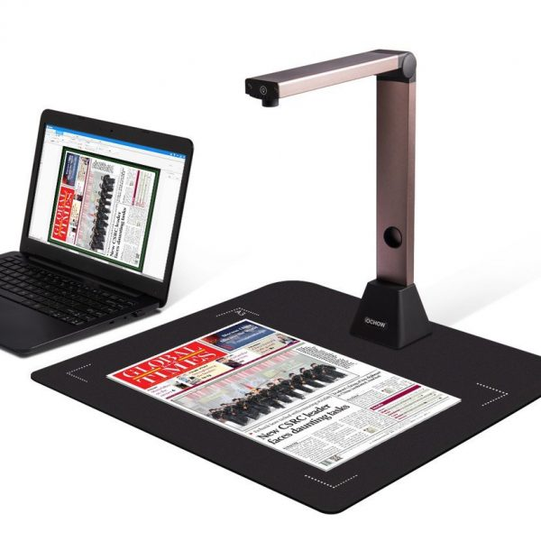 Traditional document scanner