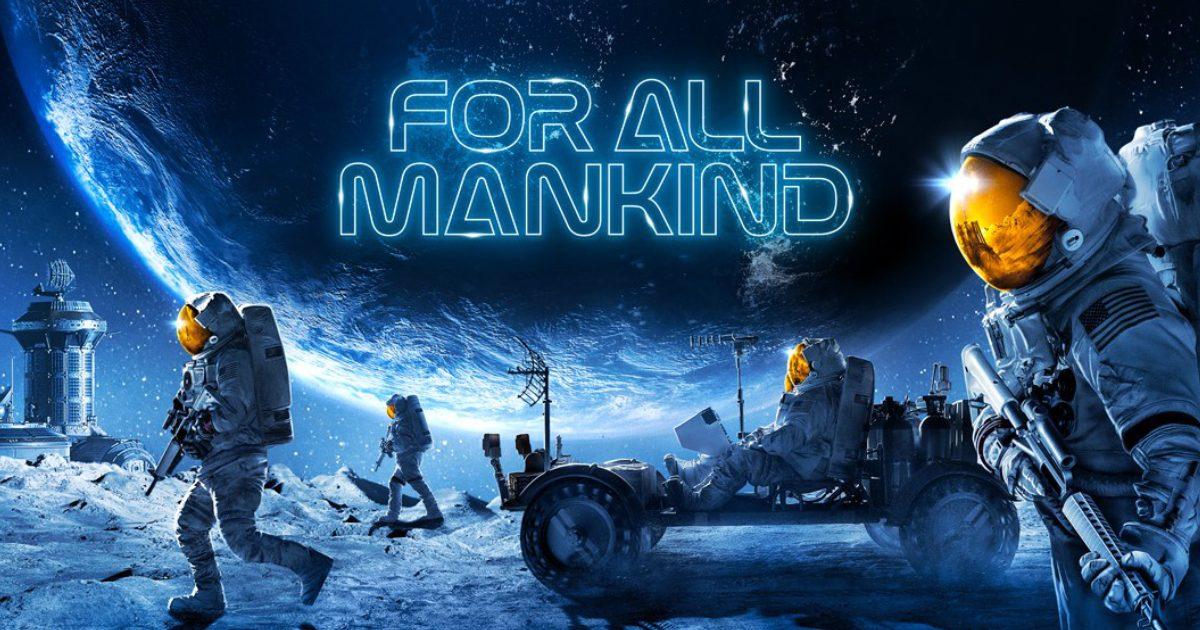 Apple TV series 'For All Mankind'