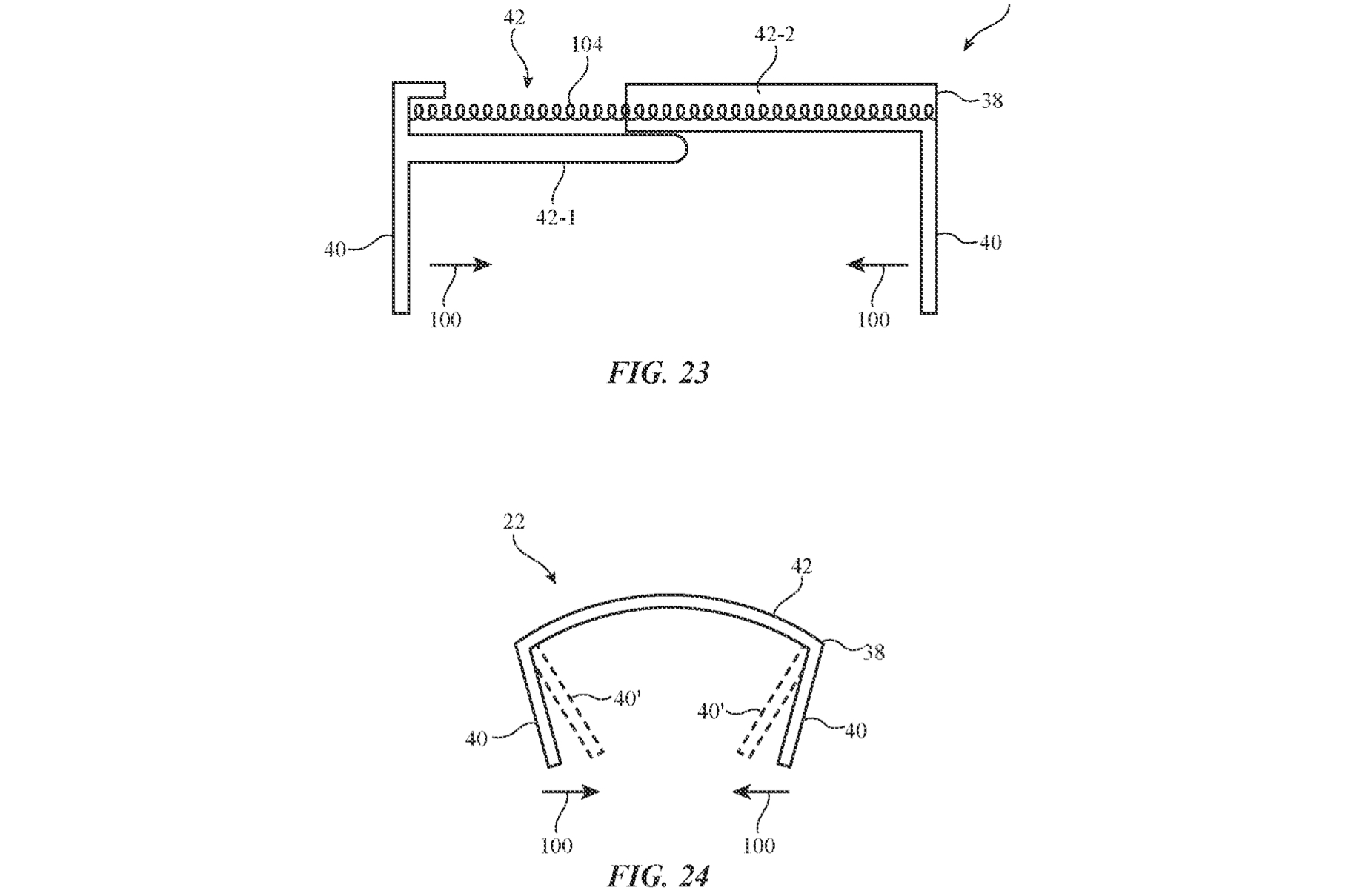 AR and VR headsets Apple patent 1