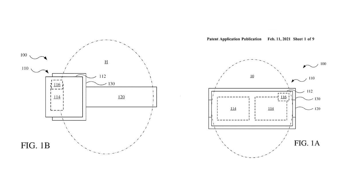 Apple mixed AR headset