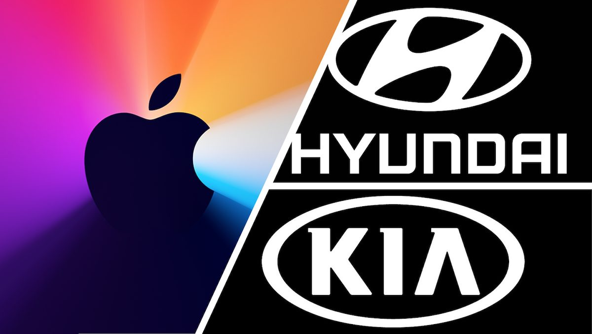 Apple-Kia partnership could still be in the works, report claims