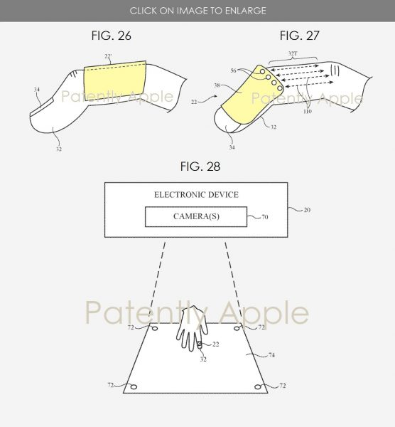 Apple patent for AR and VR headsets 1