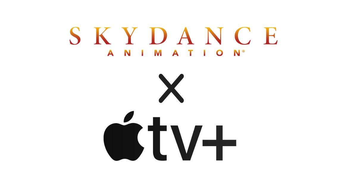 Apple inks multi-year TV+ deal with Skydance Animation to release animated films and TV series