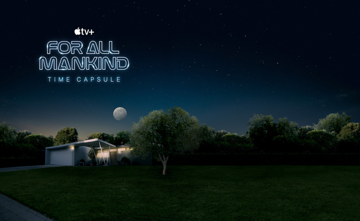 Apple TV - For All Mankind