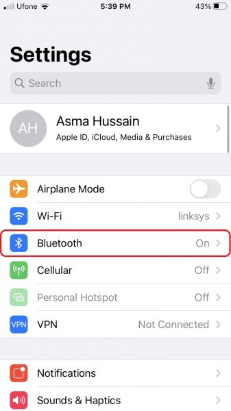 How to Label Bluetooth Device Type On iOS 14.4