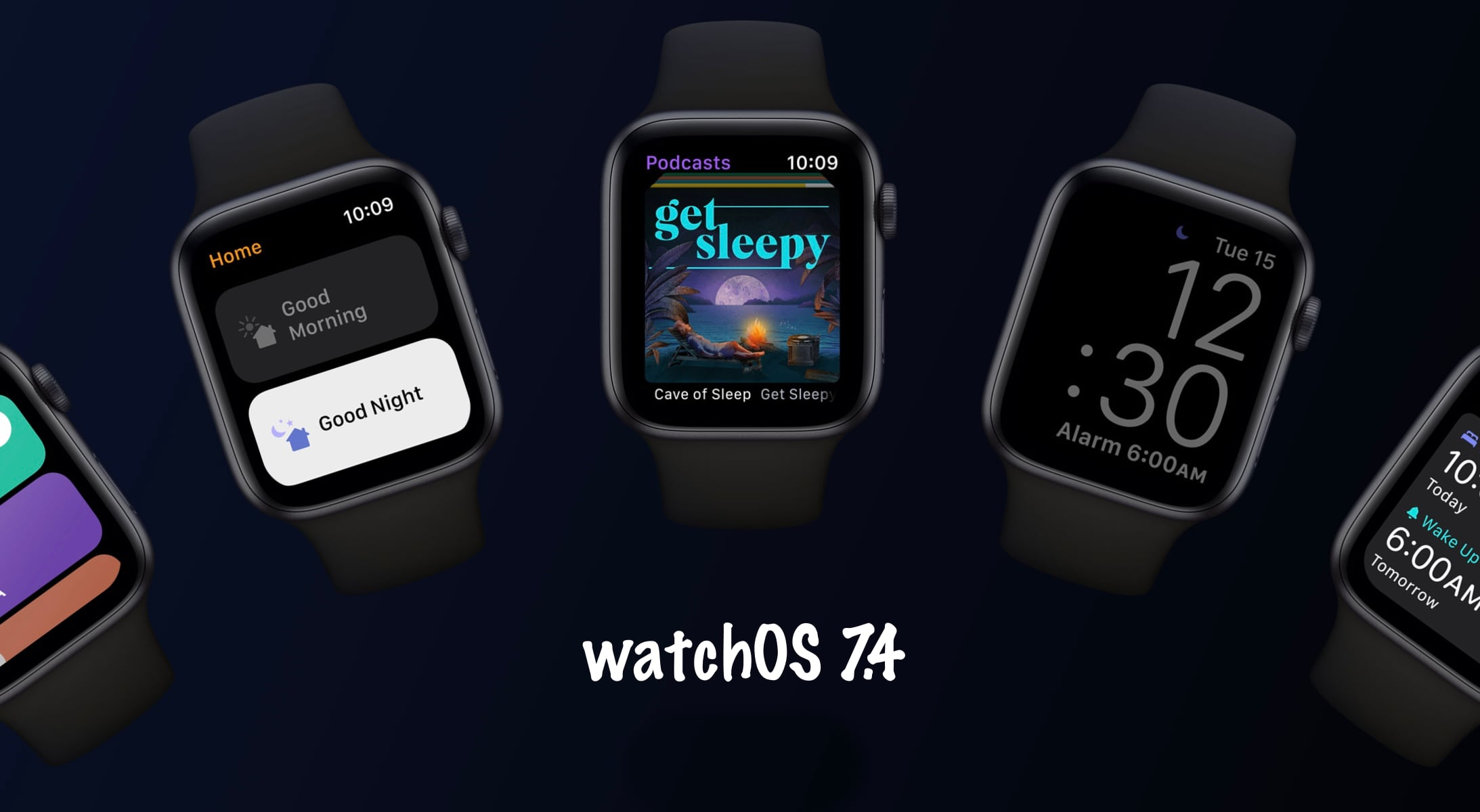 watchOS 7.4 beta 2