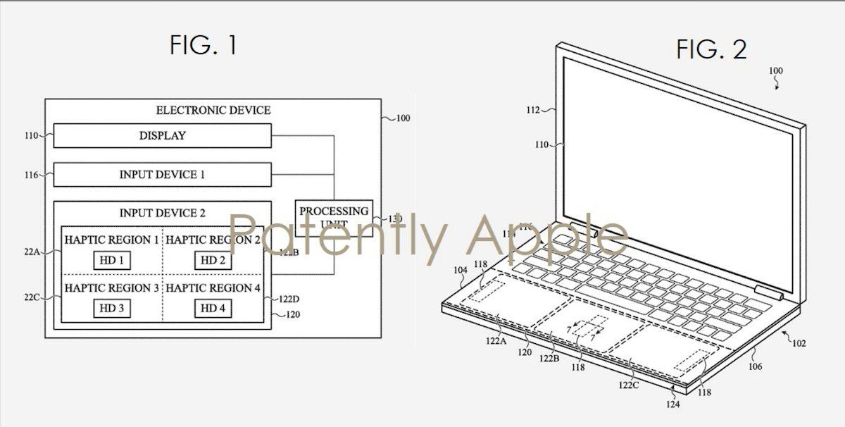 Macbook Haptic Feedback
