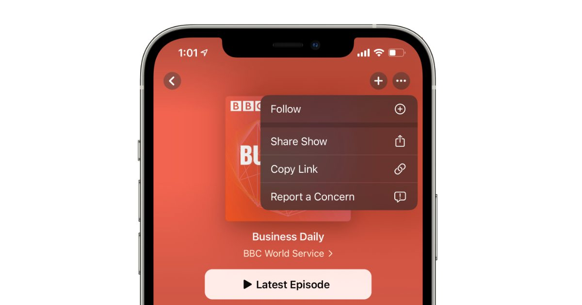 Apple Podcasts to stop using 'subscribe' in favor of 'follow'