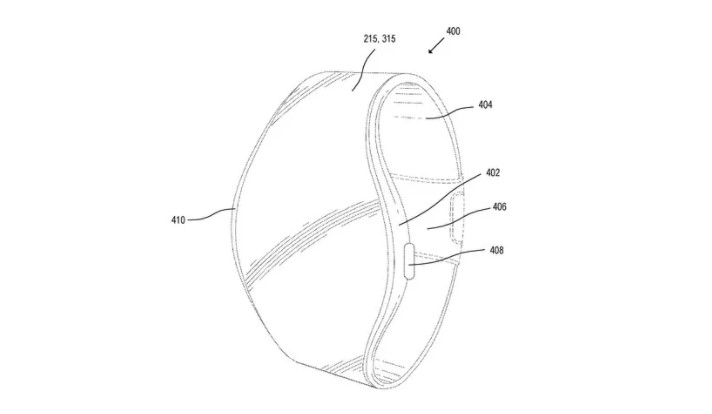 New patent reveals Apple is working on wrap-around display for Apple Watch