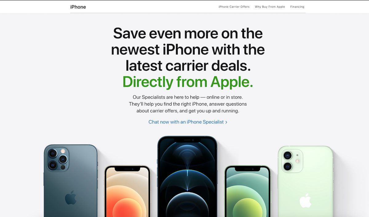 Apple-iPhone 12 offers