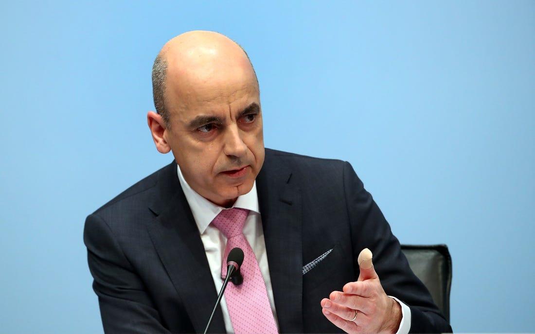 BMW CFO Nicolas Peter not threatened by Apple Car