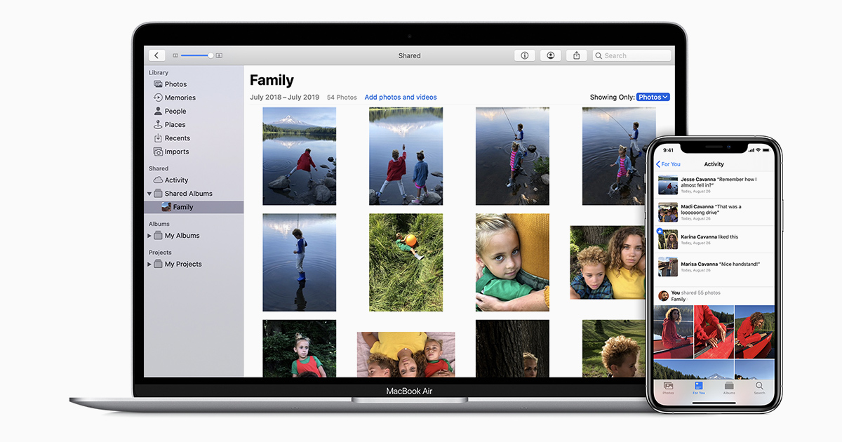 Apple now lets users copy iCloud photos and videos to Google Photos
