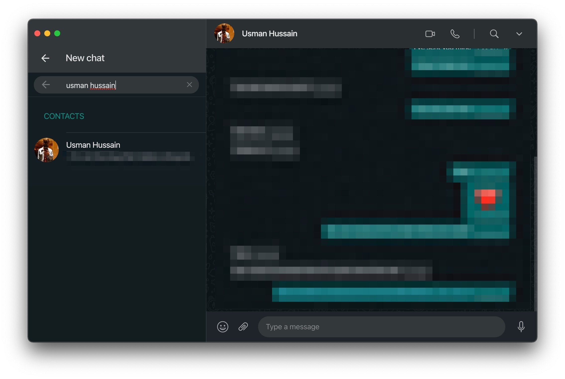 How to make WhatsApp audio and video calls on desktop 1