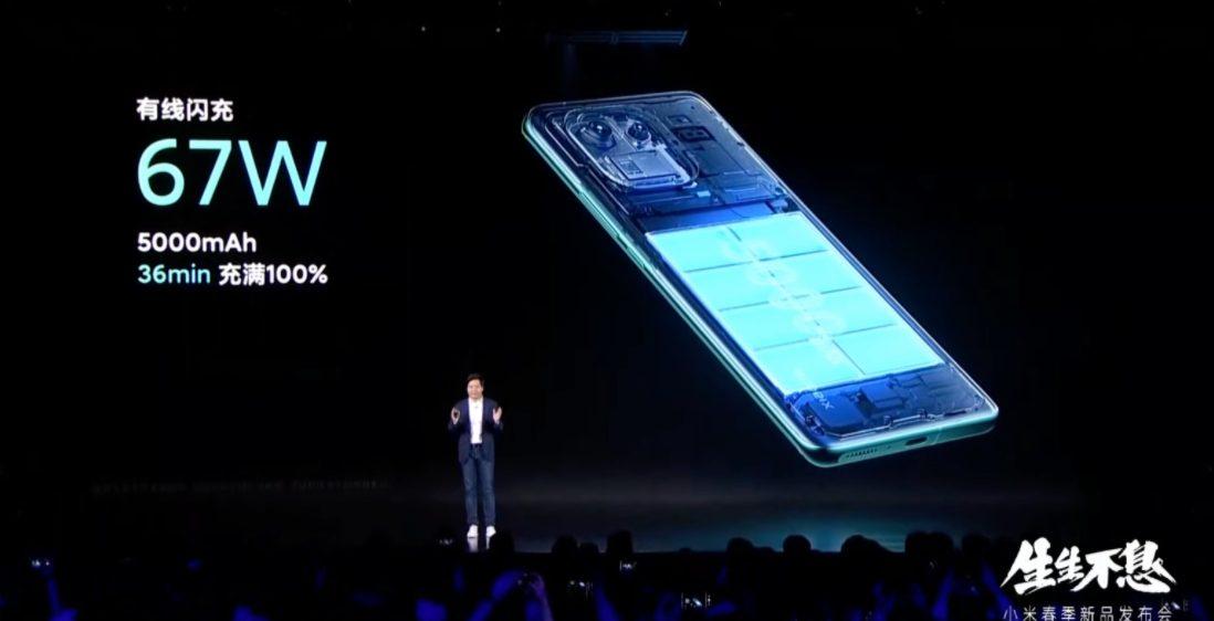 Xiaomi event launch 2021
