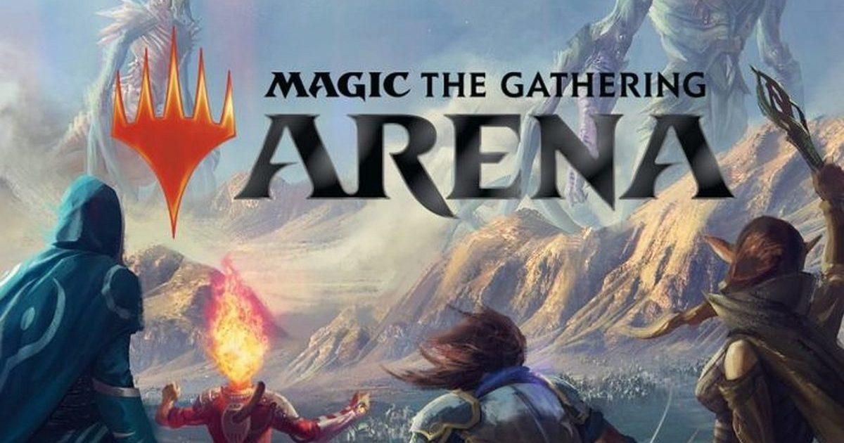 Magic the Gathering Arena 1