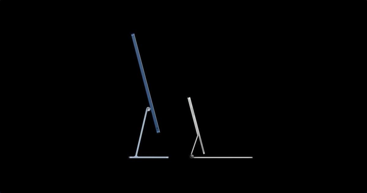 2021 iPad Pro vs iMac