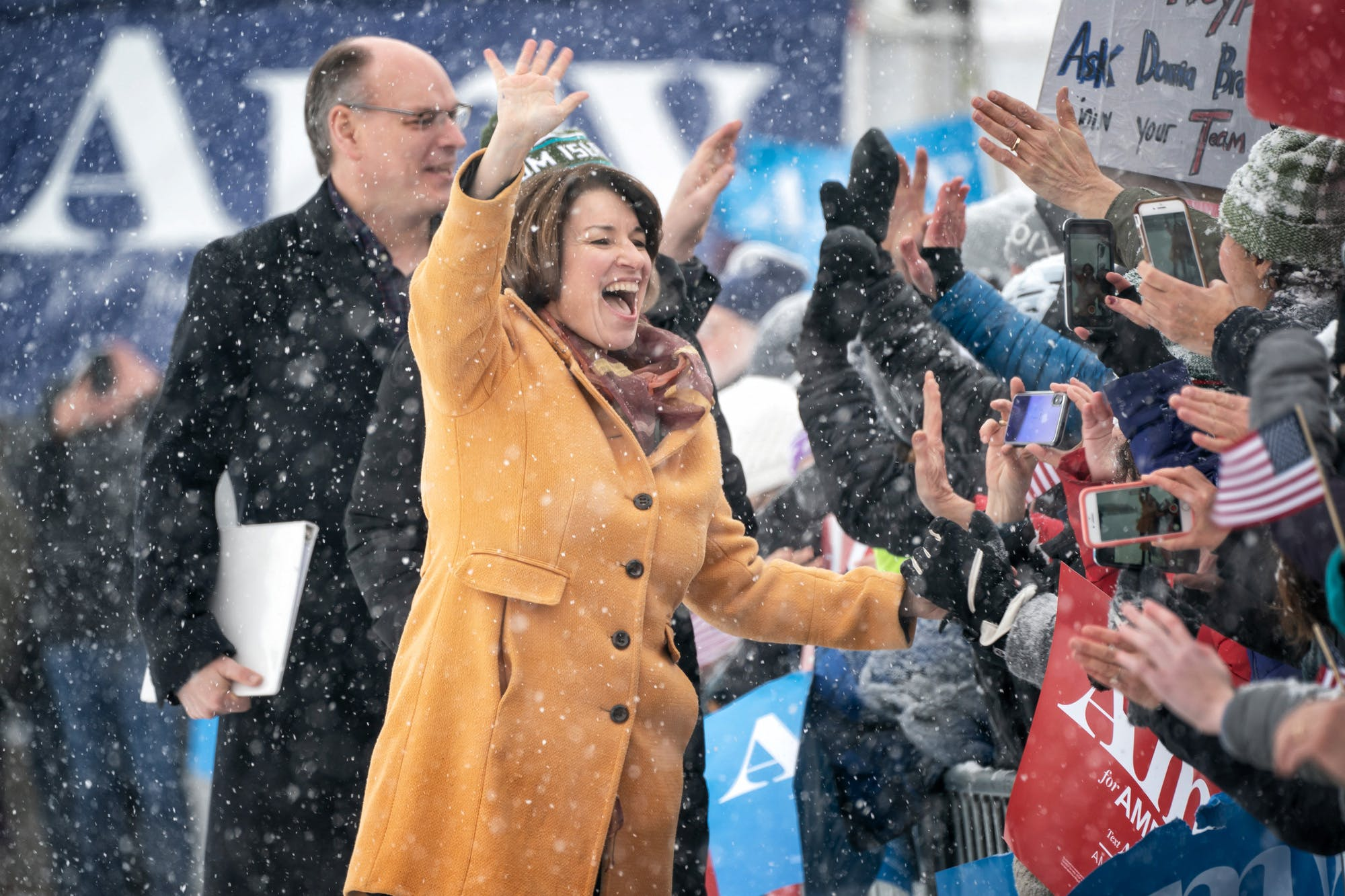 Amy Klobuchar on App Store tax