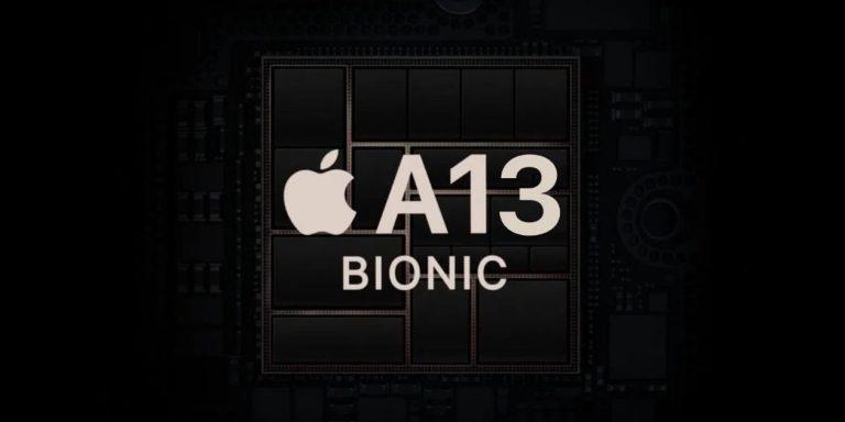Apple A13 chip