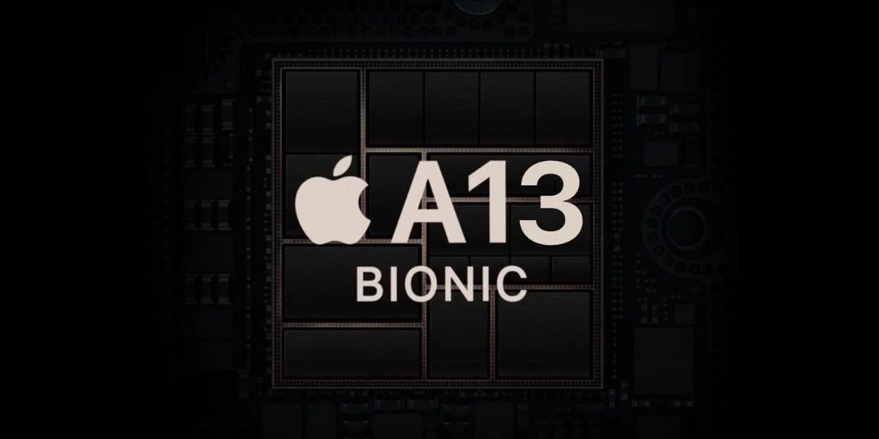 Apple A13 chip secure enclave