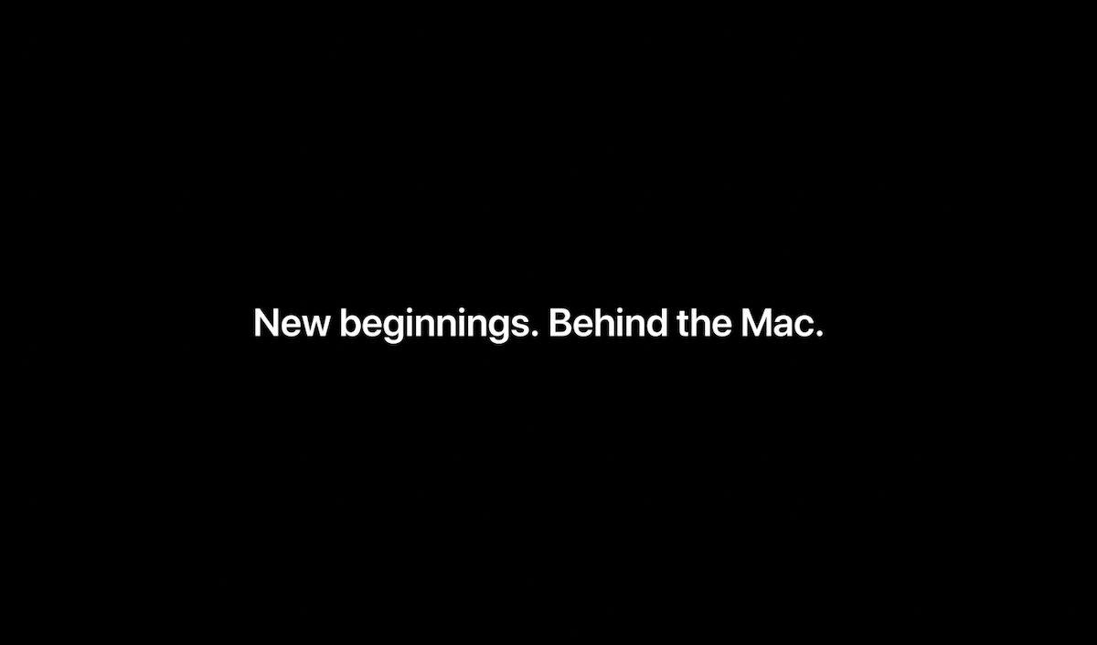 Apple Mac ad