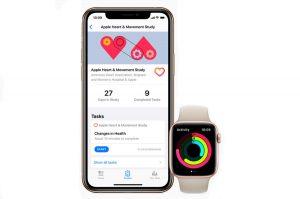 Apple health team