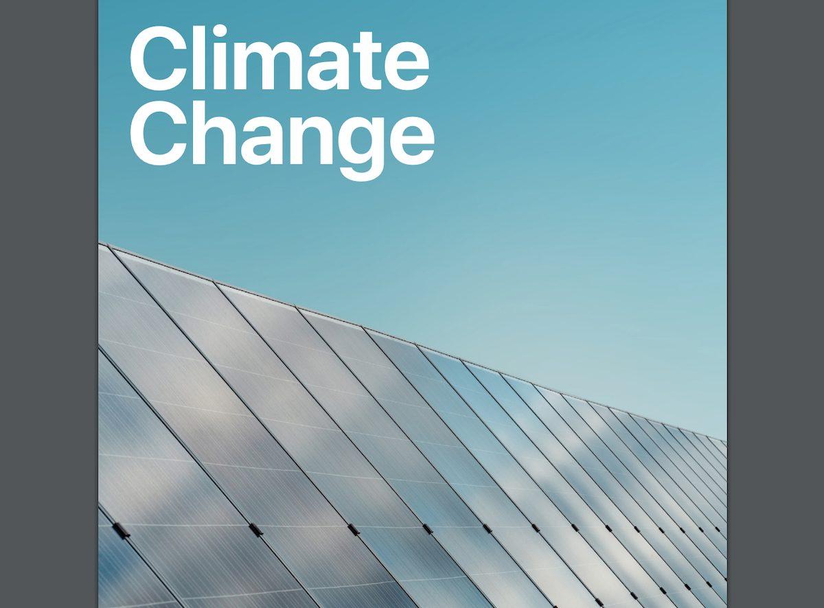 Apple- climate Change