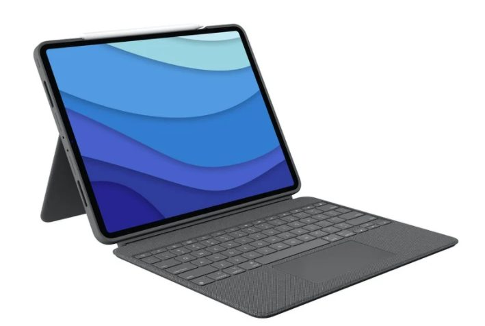Logitech Combo Touch with iPad Pro