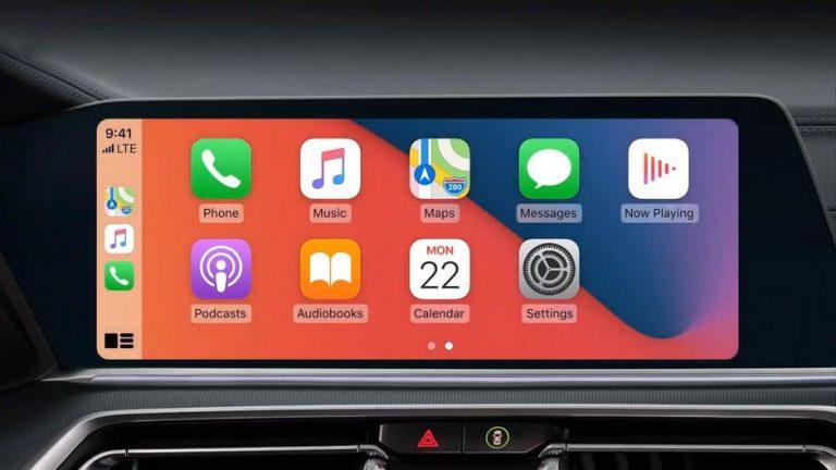 iPhone 13- Carplay