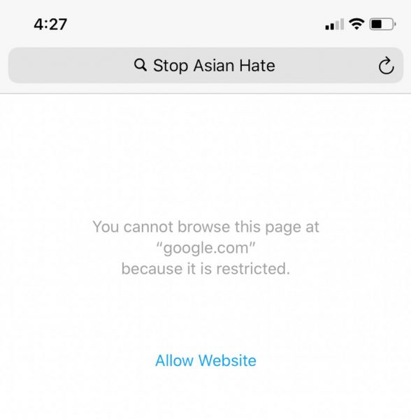 Apple fixes iOS issue that blocked searches for 'Asian' as adult content