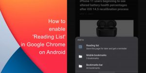 Reading List android