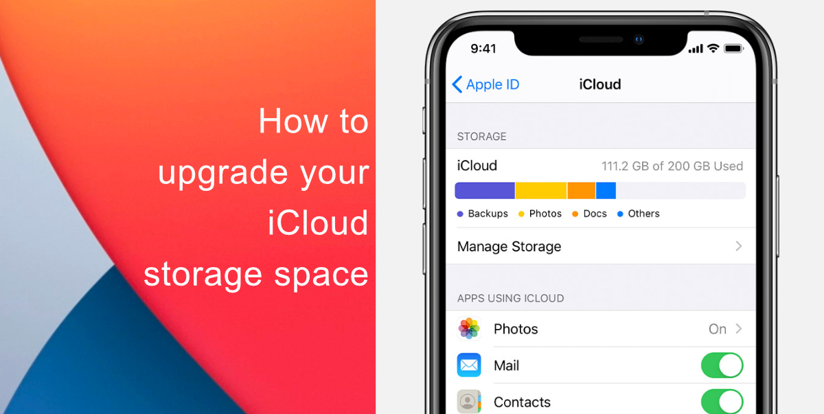 How to upgrade your iCloud storage space on iPhone