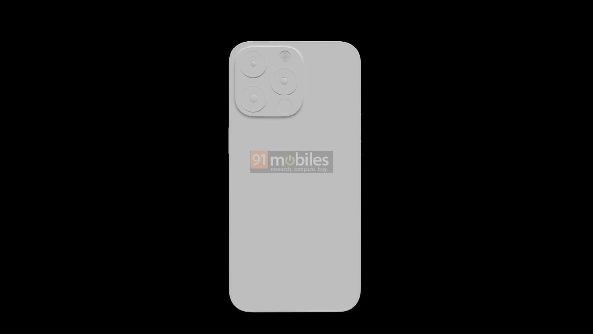 iPhone 13 Pro render 2