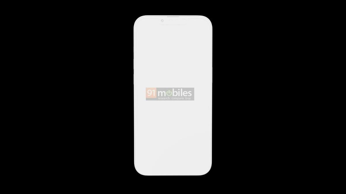 iPhone 13 Pro render 3